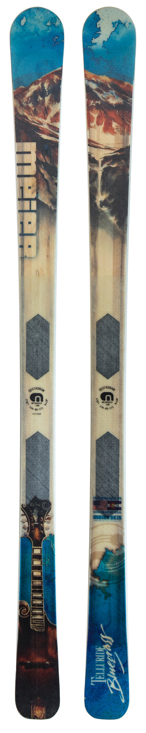 Telluride Bluegrass Custom Ski
