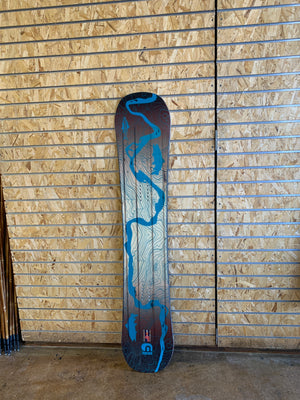 Native Snowboard 154 - Rep Your Water, Headwaters