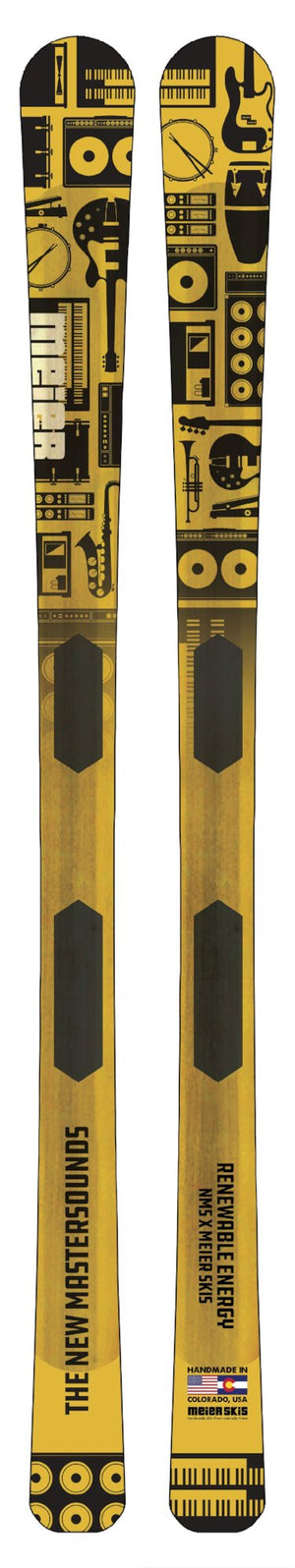 Eddie Roberts & The New Master Sounds / Meier Skis Special Edition