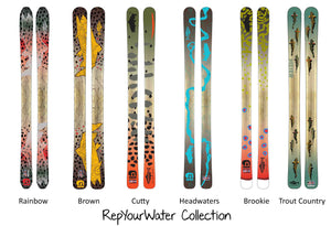 FISH STICKS - RepYourWater Collection - Rainbow