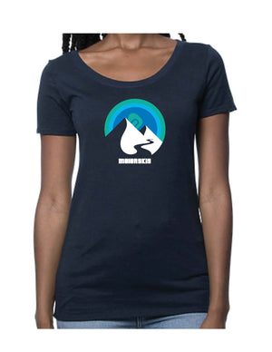 Mountain Sun Women's Bamboo Tee