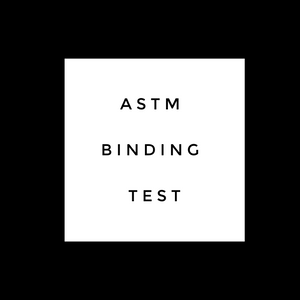 ASTM Binding Test