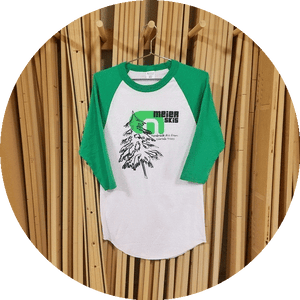 Colorado Trees Raglan