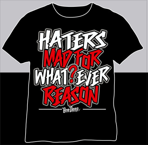 Haters Mad For Whatever Reason