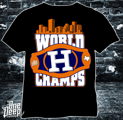 HOUSTON WORLD CHAMPS