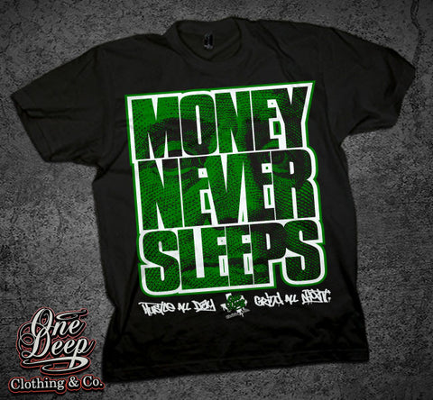 Money Mever Sleeps