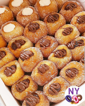 Open image in slideshow, Mini Donuts (Box of 30)