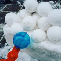 How to make the perfect snowball!