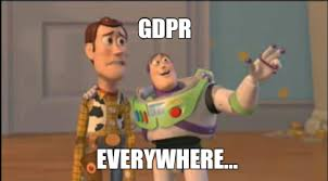GDPR!   Are we ready.....are you ready....is any body ready??