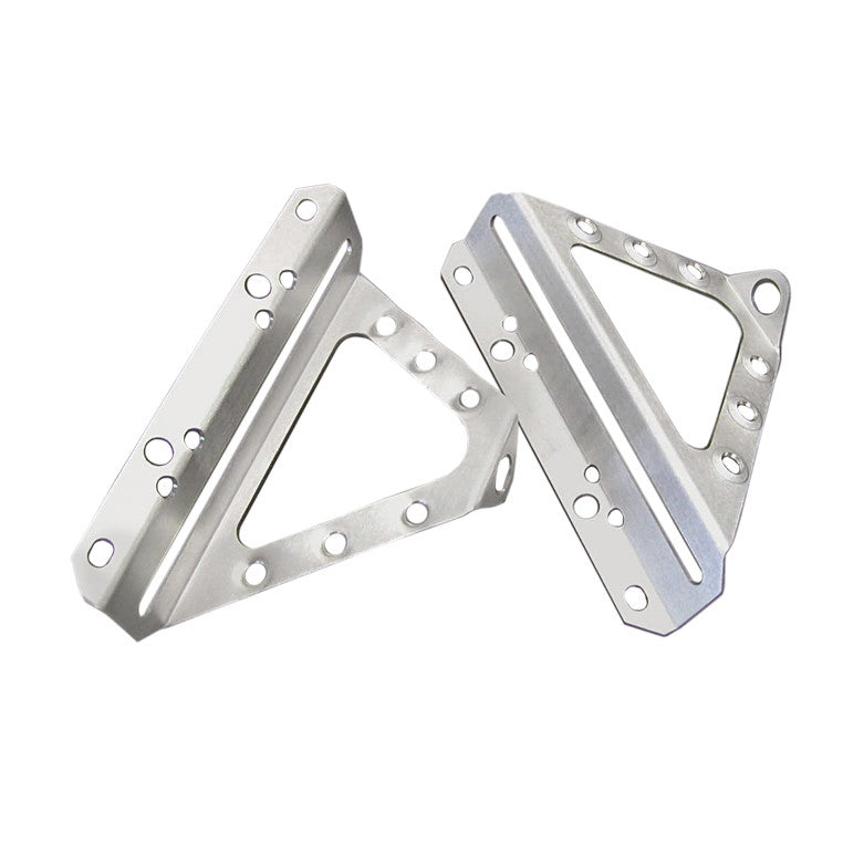 Yamaha WR450 Radiator Braces #RAD0008