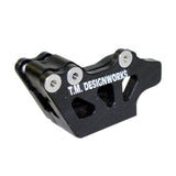 TE/TC/TXC250-449/511/610/630 Chain Guide (BLACK) #RCG-HUQ-BLK