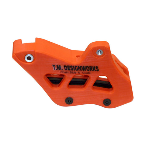 KTM Chain Guide (ORANGE) #RCG-KTM2-OR