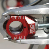 RMZ250-450 Chain Adjuster Blocks #CAB11