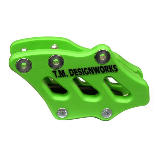 Chain Guide 09-11 KX250F/450 (GREEN)- RCG-KX3-GR