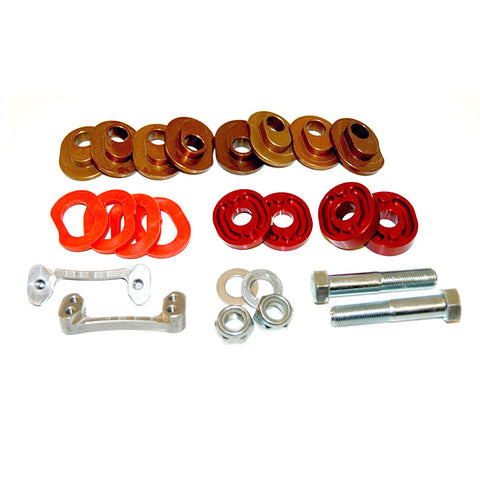 10-12 YZF450, 12 YZF250  - 17mm Off Set Triple Clamp Kit