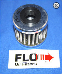 PC Racing Stainless Steel Oil Filter 116
