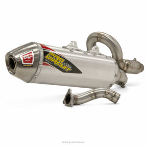 Yamaha T-5 Exhaust System