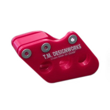 Honda Chain Guide (RED) #RCG-HON-RED-04