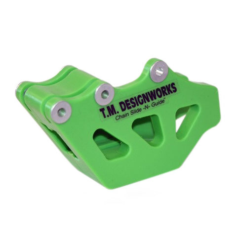 Kawasaki Chain Guide (GREEN) #RCG-KX2-GR