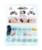 Bolt Kit Euro Style Two Stroke Pro-Pack for 50-65 SX mini  #EUPP-50/65