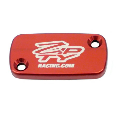 Front Reservoir Cover - Honda - RED
