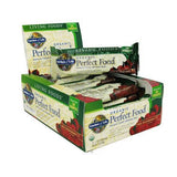 Garden of Life - Perfect Food Greens Bar Red Raspberry - 2.25 oz. 12 Pack