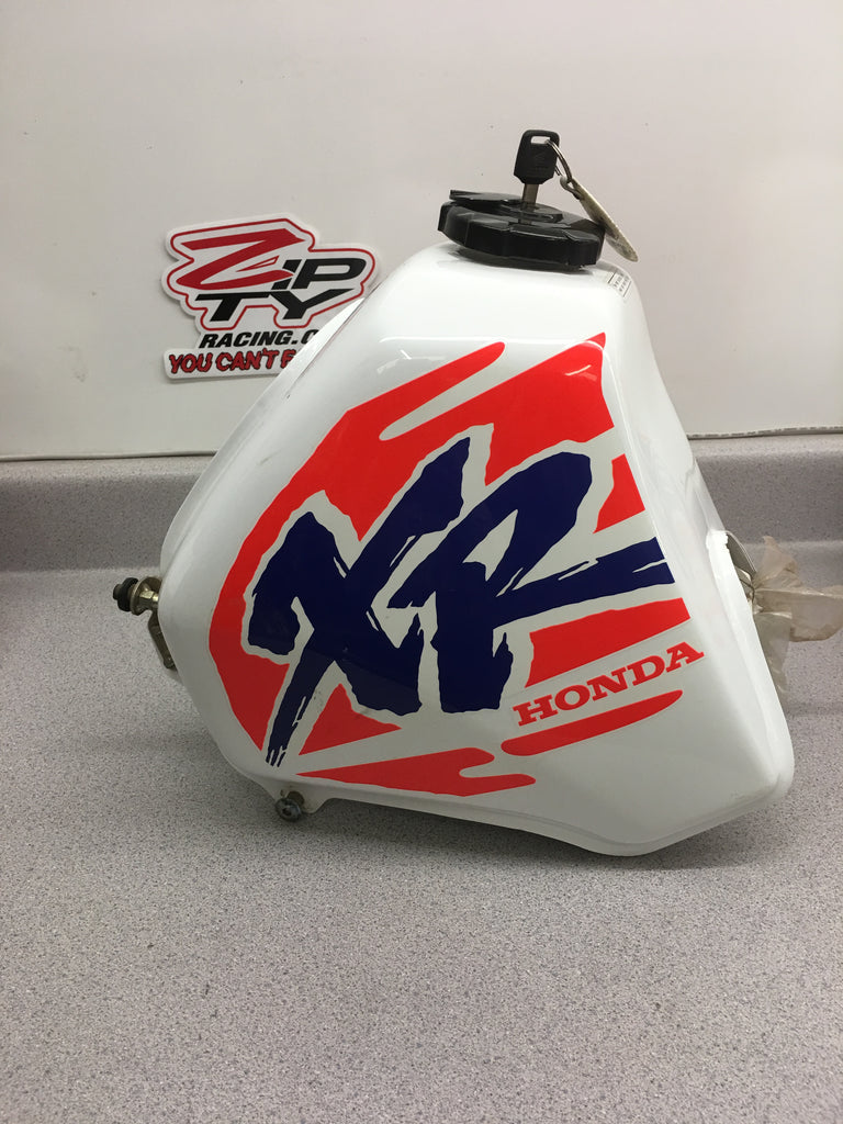 1994 Honda XR650L XR650 XR 650 L Gas Tank - with KEY - Stock Fuel OEM Very Nice!