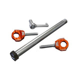 Chain Adjuster Blocks KTM690 (Cab 17)