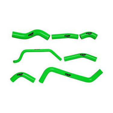 Kawasaki KX450F Green Hose Kit 2009 - 2013