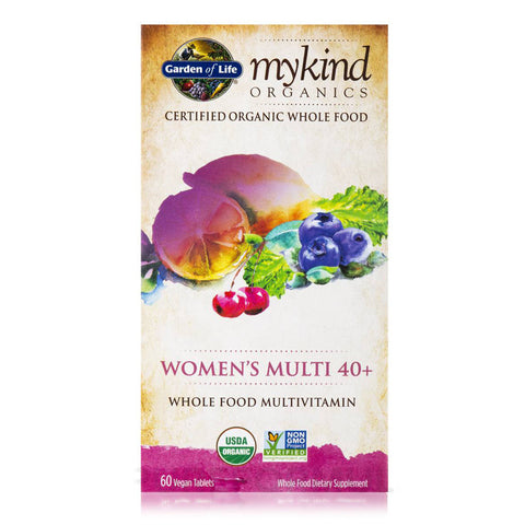 Kind Organics Woman's  Multi 60