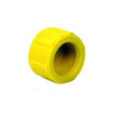 Rubber Fuel Screw Cap (YELLOW)
