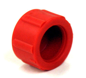 Rubber Fuel Screw Cap (RED)