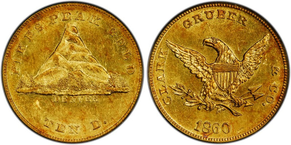 Colorado Gold (1860-1861)