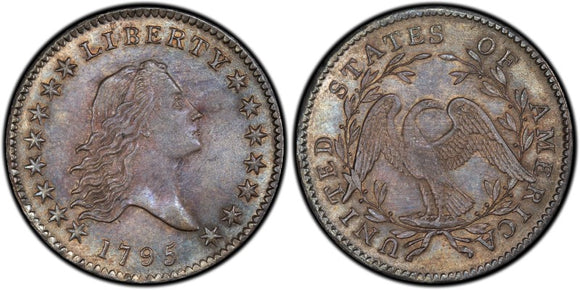 Flowing Hair Half Dollar (1794-1795)