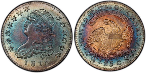 Capped Bust Quarter (1815-1838)