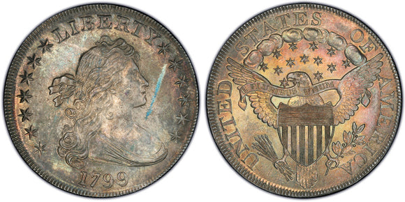 Draped Bust Dollar (1795-1804)