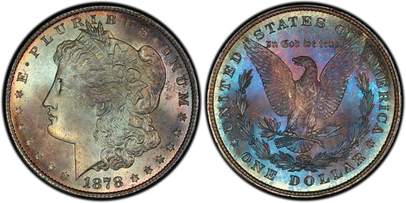 Morgan Dollars (1878-1921)