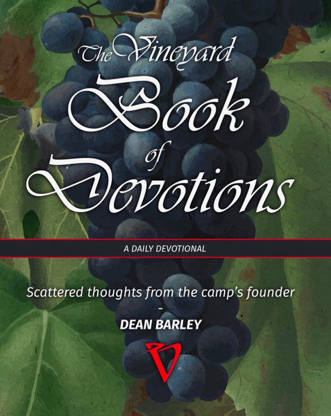 The Vineyard Book of Devotions