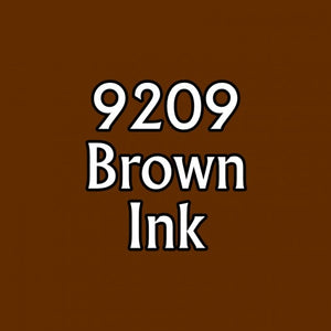 09209 - Brown Ink