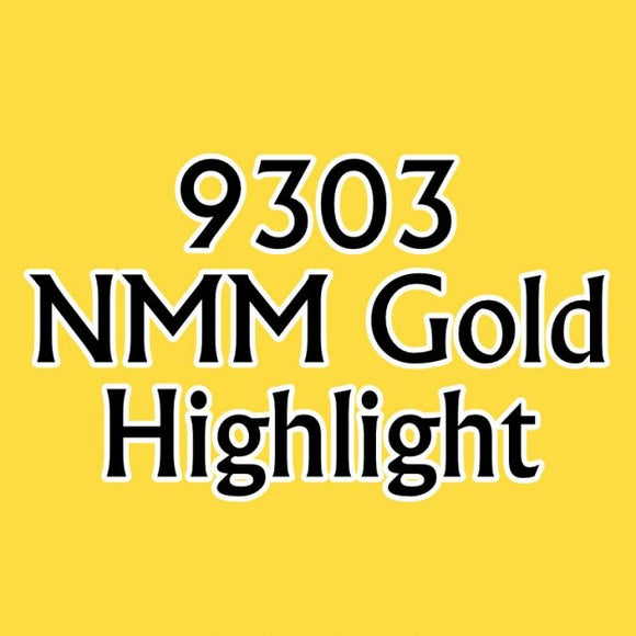 09303 - NMM Gold Highlight