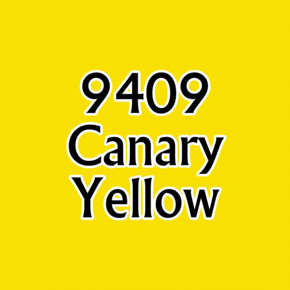 09409 - Canary Yellow