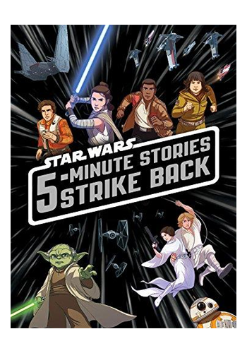 5-Minute Star Wars Stories Strike Back (Hardcover)