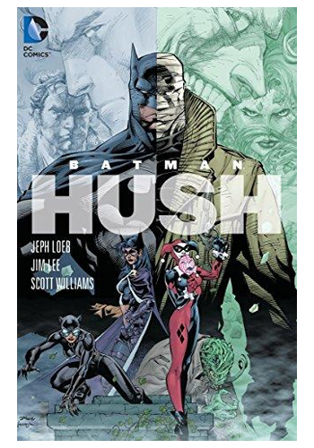 Batman: Hush (Hardcover)