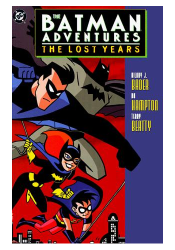 Batman Adventures: The Lost Years (Damaged)