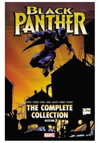 Black Panther by Christopher Priest: The Complete Collection v.1