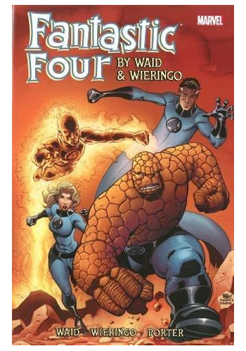 Fantastic Four by Waid & Wieringo: Ultimate Collection, Book 3 (Damaged)