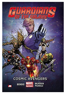 Guardians of the Galaxy v.1: Cosmic Avengers (Marvel NOW!)