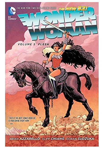 Wonder Woman v.5: Flesh (The New 52)
