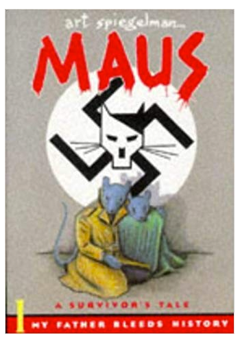 Maus: My Father Bleeds History v.1 (DAMAGED)