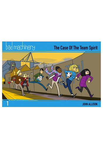 Bad Machinery Pocket Edition v.1